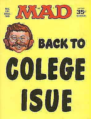 Mad #131 VG; E.C | low grade comic - save on shipping - details inside