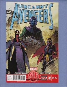 Uncanny Avengers #8 NM Marvel 2013