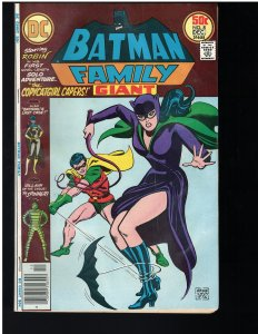 Batman Family #8 (DC, 1976)