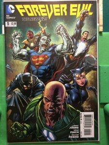 Forever Evil #5 The New 52