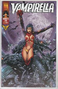 Vampirella Monthly World's End set #1to3 (Mar-99) NM Super-High-Grade Vampirella