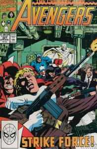 Avengers, The #321 VF/NM; Marvel   save on shipping - details inside