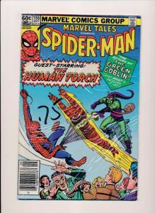 MARVEL TALES SPIDER-MAN #155 1983  VERY GOOD/FINE  (SRU614)