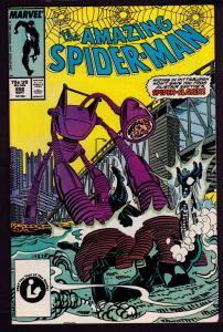 Amazing Spider-Man #292 (Sep 1987, Marvel) 9.2 NM-