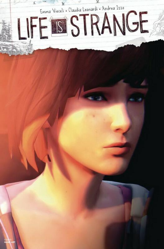 LIFE IS STRANGE (2018 TITAN) #5 All 5 Covers PRESALE-05/29