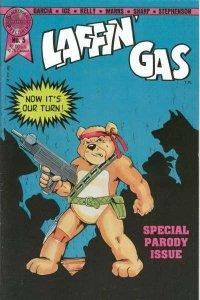Laffin' Gas #5, NM- (Stock photo)