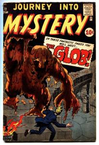 Journey Into Mystery #72 comic book Kirby & Ditko-pre-superhero 1961-Marvel