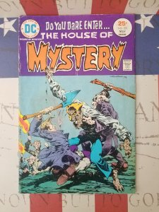 The House of Mystery #231 WEREWOLF 1975 Vintage Collectible Gift Buy It