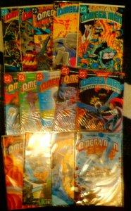 Omega Men   vol. 1   #1,2,8-15,18-20,31 (set of 14)