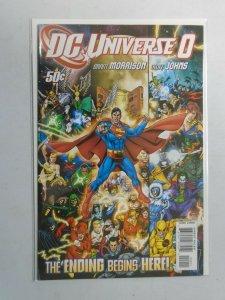 DC Universe Zero #0 6.0 FN (2008)