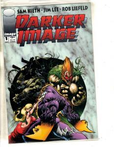 Darker Image # 1 NM SEALED Image Comic Book Rob Liefeld Jim Lee Sam Kieth SS9