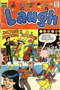 Laugh Comics #240, VG+ (Stock photo)