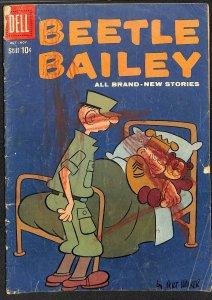 Beetle Bailey #29 (1960)