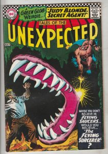 Tales of the Unexpected #100 (May-67) FN/VF+ High-Grade