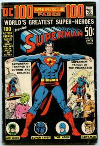 Superman 245 Jan 1972 VG- (3.5)