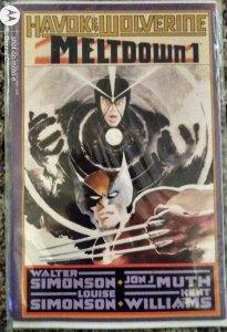 Havok & Wolverine: Meltdown #1 (1989)