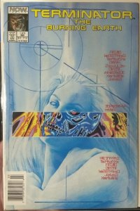 The Terminator: The Burning Earth #1 (1990)