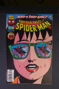 Untold Tales of Spider-Man #16 November 1996
