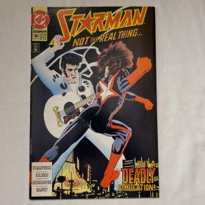 Starman 40 Very Fine- Cover by Randy DuBurke