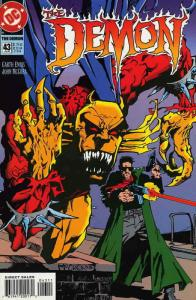 Demon, The (3rd Series) #43 VF/NM; DC   save on shipping - details inside