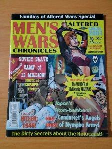 Men's Altered Wars Chronicles #1 GGA Bondage ~ NEAR MINT NM ~ 2001 Magazine