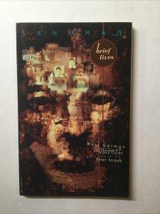 Sandman Brief Lives Tpb Sc Softcover Near Mint Nm Dc Comics Vertigo