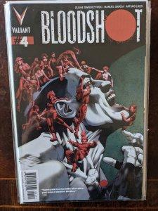 Bloodshot #4 (2012)