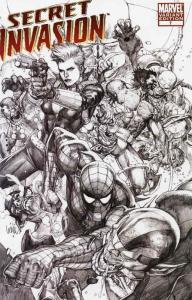 Secret Invasion #7B VF/NM; Marvel | save on shipping - details inside