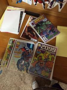 Spider-Man 2099 1-46 Annual 1 Special 1 Meets Spider-Man  Unlimited 1-8 World Of