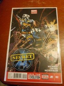 Secret Avengers #2 (2013)