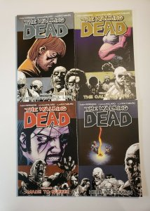 The Walking Dead Volume 6-9 TPB Soft covers Image Comics NM Combining Covers
