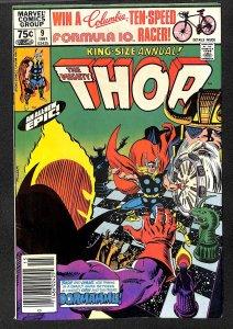 Thor Annual #9 FN+ 6.5