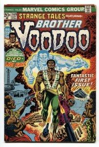 Strange Tales #169 Marvel 1st Brother Voodoo Romita - VG