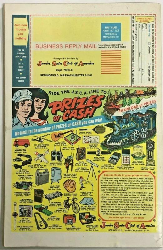 SUPER RICHIE#2  FN/VF 1975 HARVEY BRONZE AGE  COMICS