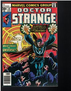 Doctor Strange #24 (Marvel, 1976)