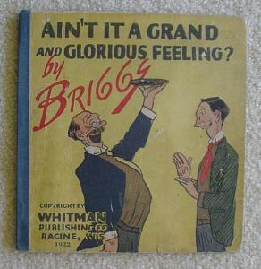 AIN'T IT A GRAND and GLORIOUS FEELING .1922. VERY RARE IMPORTANT CB -KEY VA VG