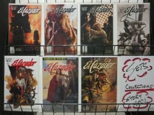 EL CAZADOR (2003 CROSSGEN) 1,1(2nd),2-6  complete story