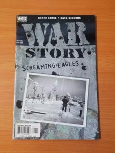 War Story: Screaming Eagles #1 One Shot ~ NEAR MINT NM ~ (2002, DC Comics)
