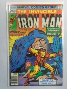Iron Man #90 (1976 1st Series) 4.0/VG