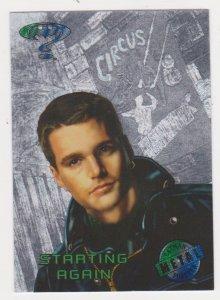 1995 Batman Forever Metal #68 Starting Again