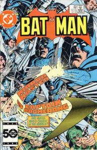 Batman (1940 series) #388, VF- (Stock photo)
