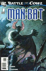 Man-Bat issue #1 One Shot DC Comics June 2009 Batman Battle for the Cowl