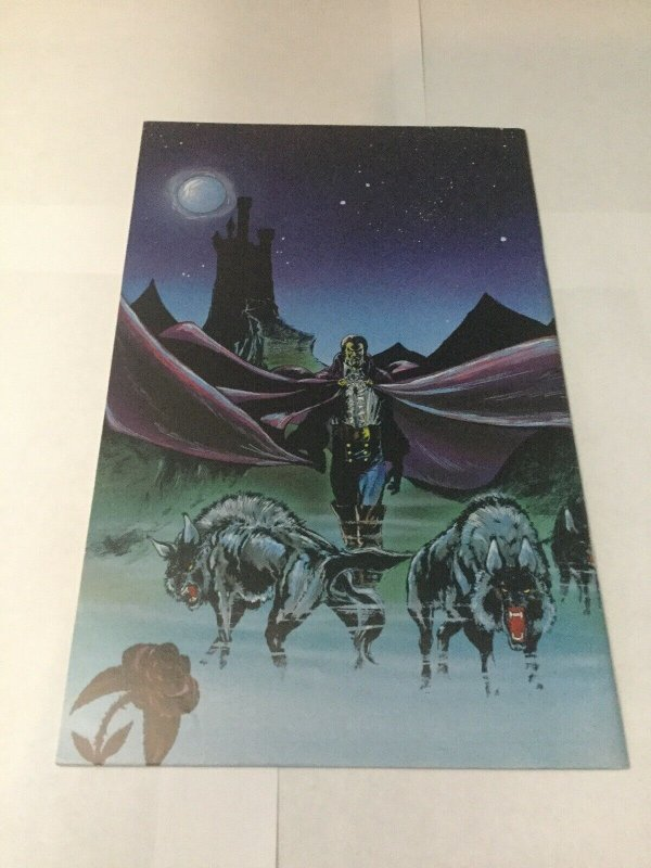 Dracula 1 Vf- Very Fine- 7.5 1989 Eternity Comics
