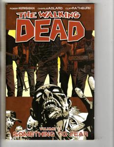 The Walking Dead Vol. # 17 Something To Fear Image Comics TPB Graphic Novel J59