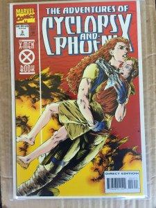 The Adventures of Cyclops and Phoenix #3 (1994)