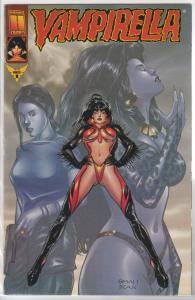 Vampirella Monthly #0 (Jan-99) NM Super-High-Grade Vampirella
