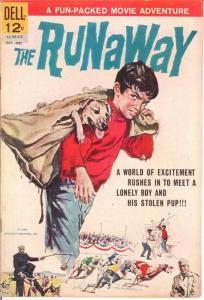 RUNAWAY MOVIE CLASSICS VG-F Oct.-Dec. 1964 COMICS BOOK
