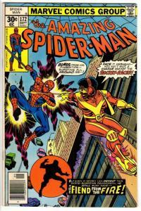 SPIDERMAN 172 VF Sept. 1977