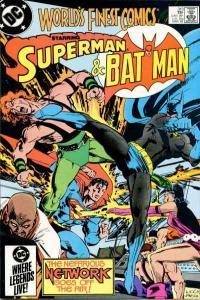 World's Finest Comics #313, VF (Stock photo)