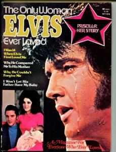 The only Woman Elvis Ever Loved 19787-Priscill -Her Story-pix-info-VF